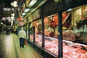 Budapest Indoor Market