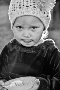 Carrier child